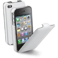 Flip Cover in ecopelle iPhone 4/4S