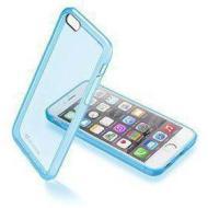Cover rigida trasparente con cornice in gomma Clear Color (iPhone6)