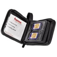 Schede di memoria Porta-Memorie Wallet 12 SD (AZ)