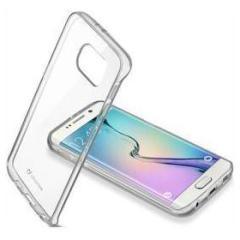 Cover rigida trasparente con cornice in gomma Clear Duo (Galaxy S6 Edge Plus)