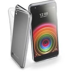 Cover in gomma morbida ultra sottile trasparente Fine (LG X Power)