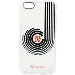 Cover in gomma morbida Radio Deejay Edition (iPhone6/6S)