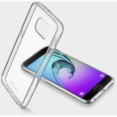 Cover rigida trasparente con cornice in gomma Clear Duo (Galaxy A5)