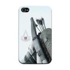 Cover Ass.Creed 3 Frecce iPhone 4/4S