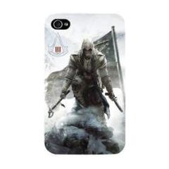 Cover Ass.Creed 3 Bandiera iPhone 4/4S