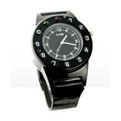 Watch Phone Rubber Black