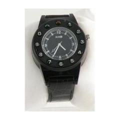 Watch Phone Leather Black