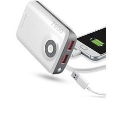 Caricabatterie power bank universale Freepower Dual 7800