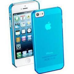 Cover in gomma colorata Fluo Case (iPhone 5/5S/SE)