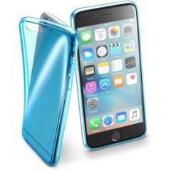 Cover in gomma colorata Fluo Case (iPhone 6/6S Plus)