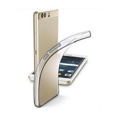 Cover in gomma morbida ultra sottile trasparente Fine (Huawei P10)