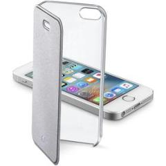 Custodia a libro Clear Book (iPhone5/5S/SE)
