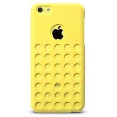 Custodia rigida Bubble iPhone 5C