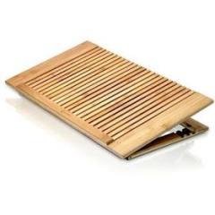 Supporto da tavolo regolabile con ventola di raffreddamento per notebook