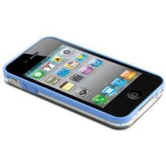 iRound Dark Blue iPhone 4/4S