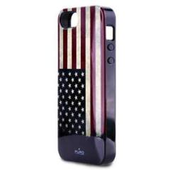 Cover Flag USA iPhone 5/5S
