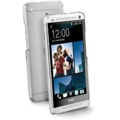 Cover rigida trasparente HTC One Mini