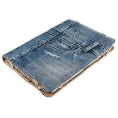 Custodia e Stand in jeans Tablet 10''