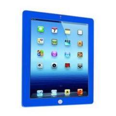 Screen protector baby blue iPad2/3