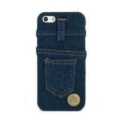 Jeans Cover - iPhone 5