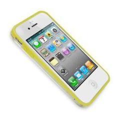 iRound Yellow iPhone 4/4S