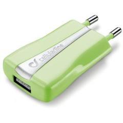 Caricabatterie da rete universale USB Charger Compact