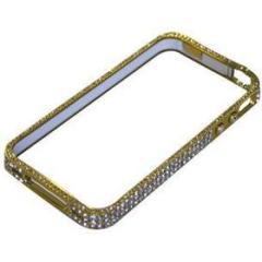iRound new Luxury gold iPhone 4/4S