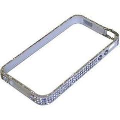 iRound new Luxury white iPhone 4/4S