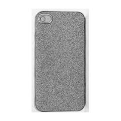 Custodia Stardust silver iPhone 4/4S