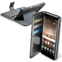 Custodia a libro con porta tessere Book Agenda (Huawei Mate 9)
