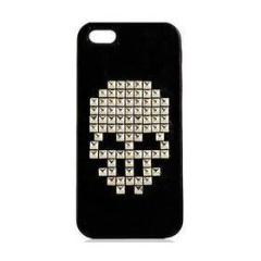 Custodia Single Skull black iPhone 5