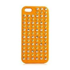 Custodia All Studs orange iPhone 5