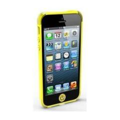 iRound Yellow - Yellow Corner iPhone 5