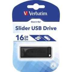Chiavetta USB Verbatim Store'n'Go Slider 16 GB