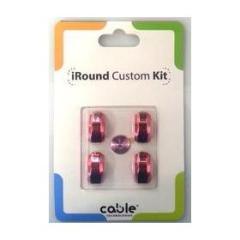 iRound Custom Kit - pink iPhone 5