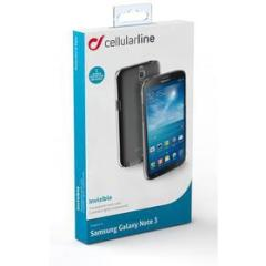 Cover rigida trasparente e pellicola protettiva Samsung Galxy Note 3