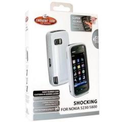 Cover in gomma Shocking Samsung Galaxy S2