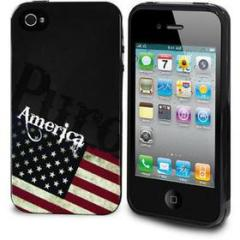 Cover Flag USA iPhone 4/4S