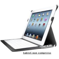 Keylite - Custodia e tastiera ultrasottile iPad
