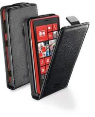 Flip Cover in ecopelle Nokia Lumia 1510