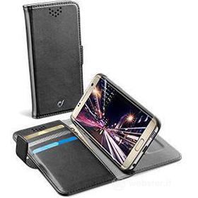 Custodia a libro con porta tessere Book Agenda (Galaxy S7 Edge)