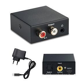 Audio - Commutatore Convertitore COA D-A Audio Digit>Analog (AZ)