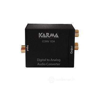 Audio - Commutatore CONV 1DA (AZ)