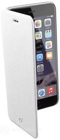 Custodia a libro effetto pelle iPhone 6 Plus