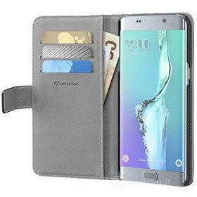 Custodia a libro con porta tessere Book Agenda (Galaxy S6 Edge Plus)