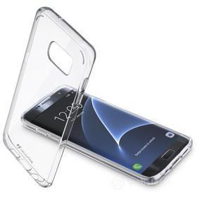 Cover rigida trasparente con cornice in gomma Clear Duo (Galaxy S7 Edge)
