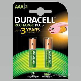 Batteria Standard Ricaricabile Value AAA B2 (AZ)