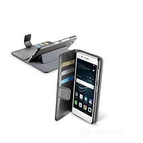 Custodia a libro con porta tessere Book Agenda (Huawei P9 Lite)