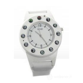 Watch Phone Rubber White