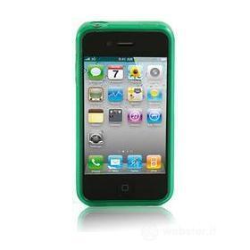 iRound Green iPhone 4